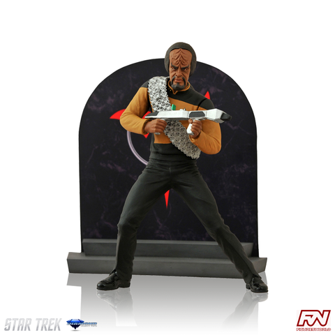 STAR TREK TNG: Lt. Worf Select Action Figure