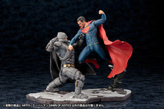 BATMAN V SUPERMAN: DAWN OF JUSTICE ArtFX+ PVC Statue Set