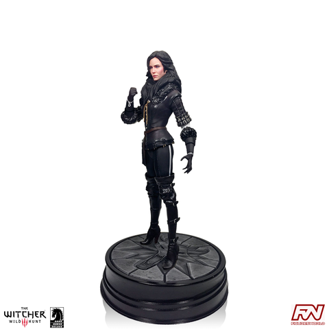 THE WITCHER 3: Yennefer Figure