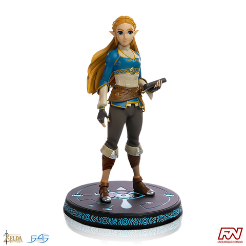 THE LEGEND OF ZELDA: Breath of the Wild: Zelda PVC Statue Collector's Edition