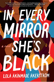 In Every Mirror She's Black Book cover