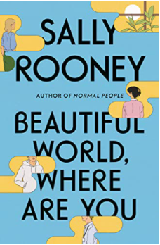sally rooney beautiful world where are you book cover