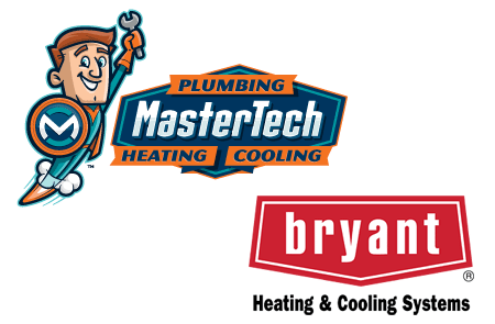 Warranty from Bryant and MasterTech Plumbing, Heating and Cooling