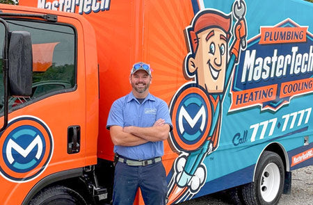 MasterTech Plumbing, Heating and Cooling is family-owned in Columbia, MO