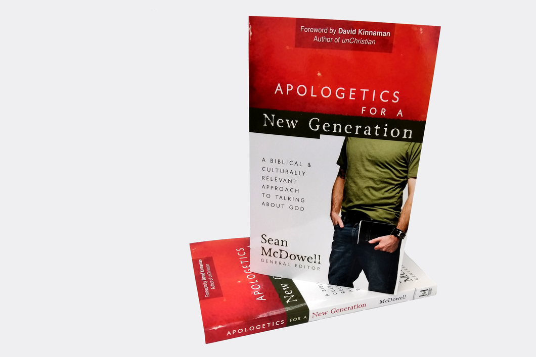 Apologetics for a New Generation by Sean McDowell