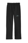 Youth Heavy Blend Open Bottom Sweatpant (146-0234LL)