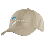 Soft Brushed Canvas Cap (S3376F)