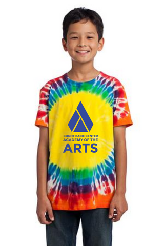 Youth Conservatory Tye-Dye T-Shirt (730)