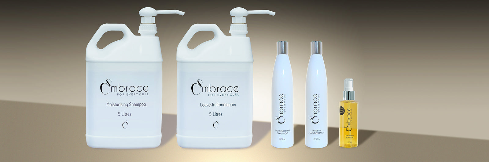 embrace hair care products
