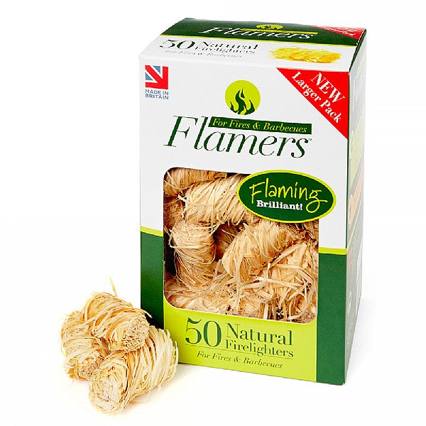 Flamers 50pk - Barrington's Coal Merchants Ltd