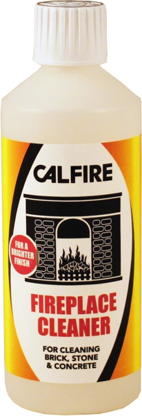 Calfire Fireplace Cleaner 500ml - Barrington's Coal Merchants Ltd