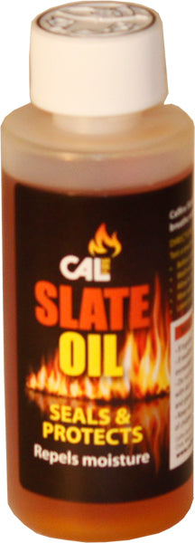 Calfire Slate Oil 100ml - Barrington's Coal Merchants Ltd
