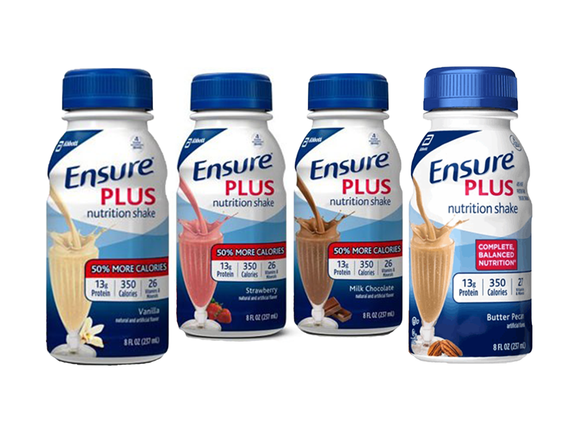 Ensure® Plus Therapeutic Nutrition (24 Per Case)
