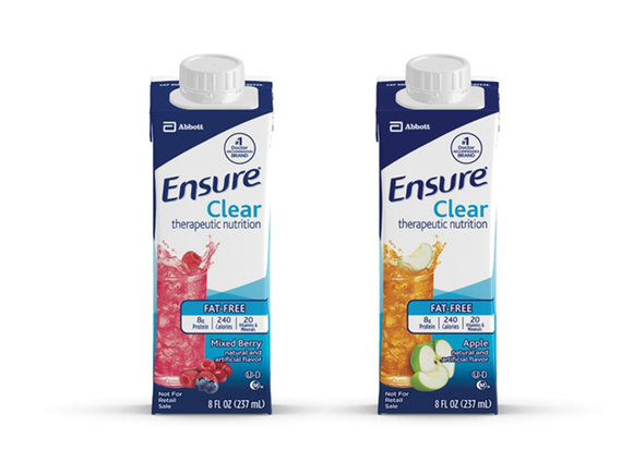 Ensure ® Clear Therapeutic Nutrition (24 Per Case)