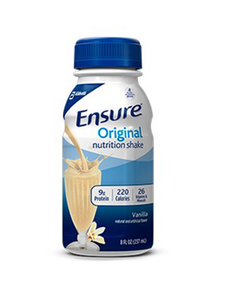 Ensure® Original Therapeutic Nutrition Shake (24 Per Case)
