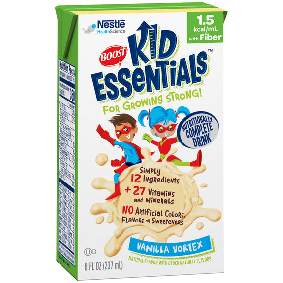 BOOST® Kid Essentials™ 1.5 with Fiber (27 Per Case)