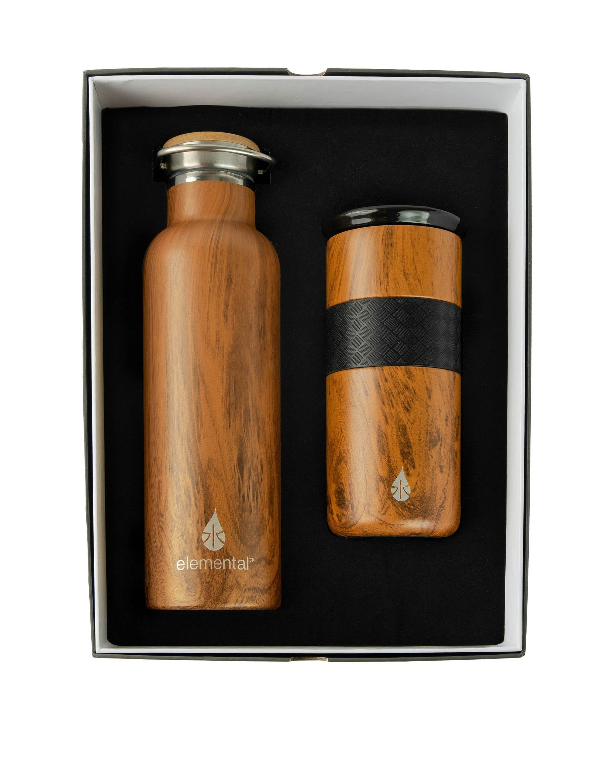 Elemental Gift Set - Teak Wood