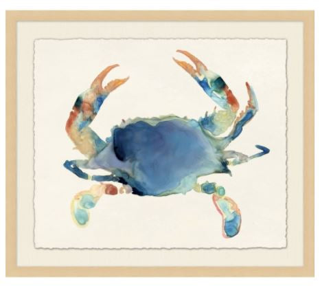 Blue Crab Impression 1