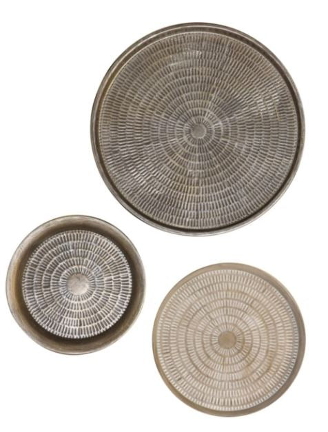 Circle Pans Wall Decor