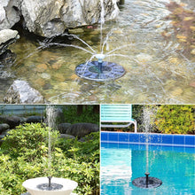 Load image into Gallery viewer, Solar Waterfall Fountain Kit - BACK IN STOCK
