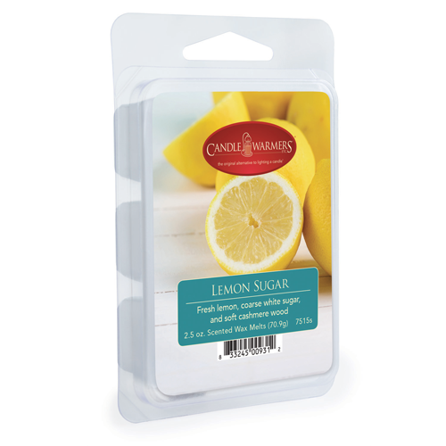 Lemon Sugar 2.5oz Wax Melts