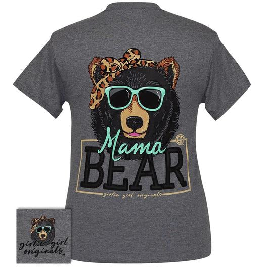 Girlie Girl Mama Bear Bandana