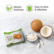 Load image into Gallery viewer, Coconut Cookies - 450g (18 Packs)