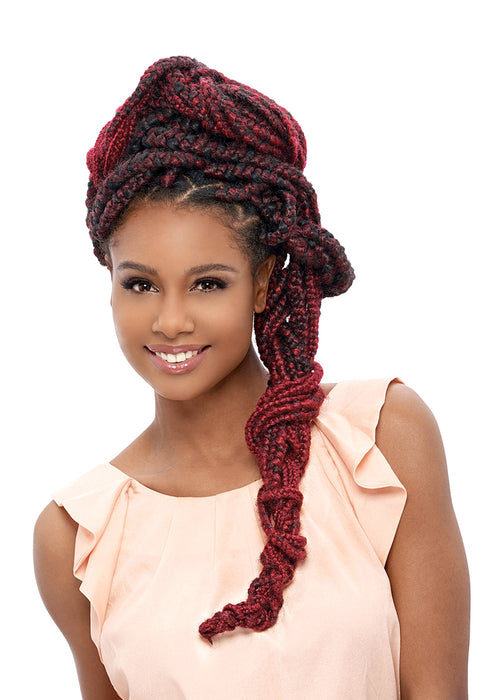 FX senegalese twist braid