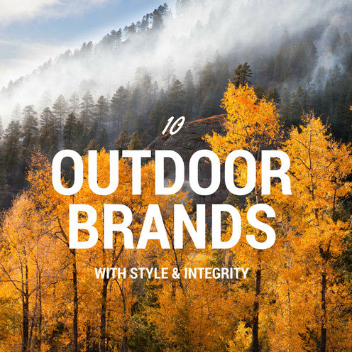 Top 10 USA made outdoor clothing brands with style