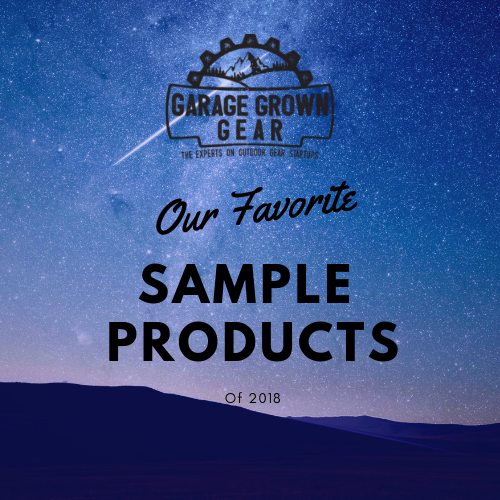 Our 8 Favorite Sample Products of 2018