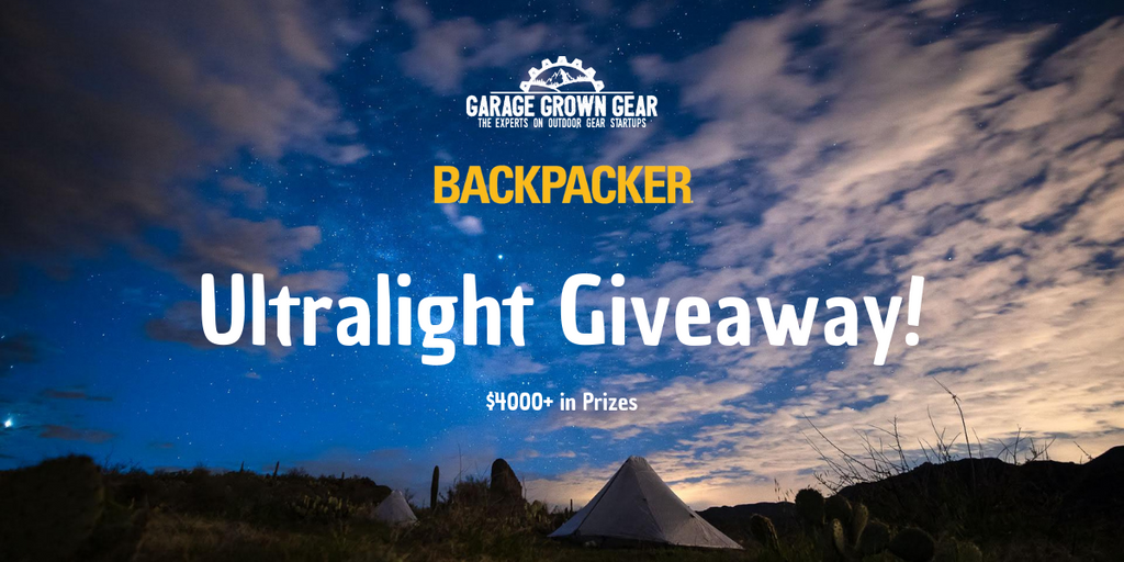2019 Ultralight Giveaway! $4000+ in Prizes!