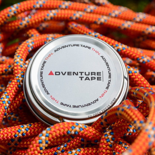 This Week in Outdoor Gear Startups: Adventure Tape