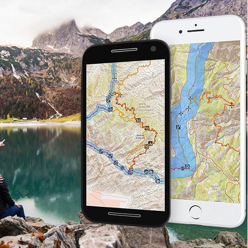 BackCountry Navigator: The BEST Outdoorsy App!
