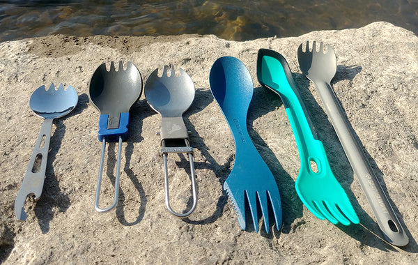Gear Roundup: Best Sporks for Lightweight Backpacking