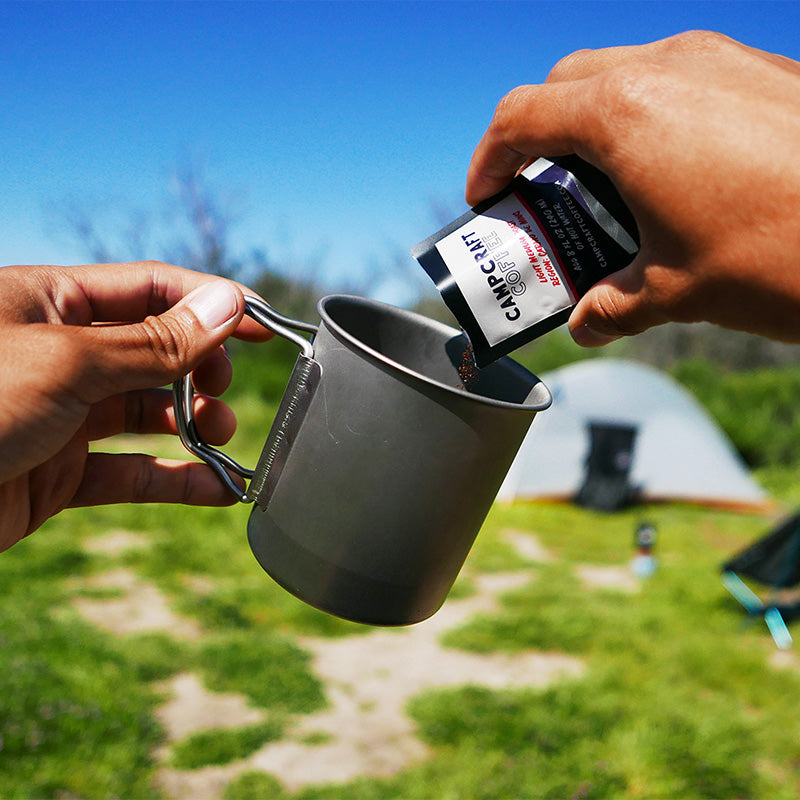 Campcraft Coffee: For When the Aeropress Doesn't Make the Cut