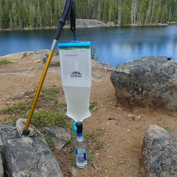 Gear Review: Cnoc Outdoors 3L Vecto Water Container