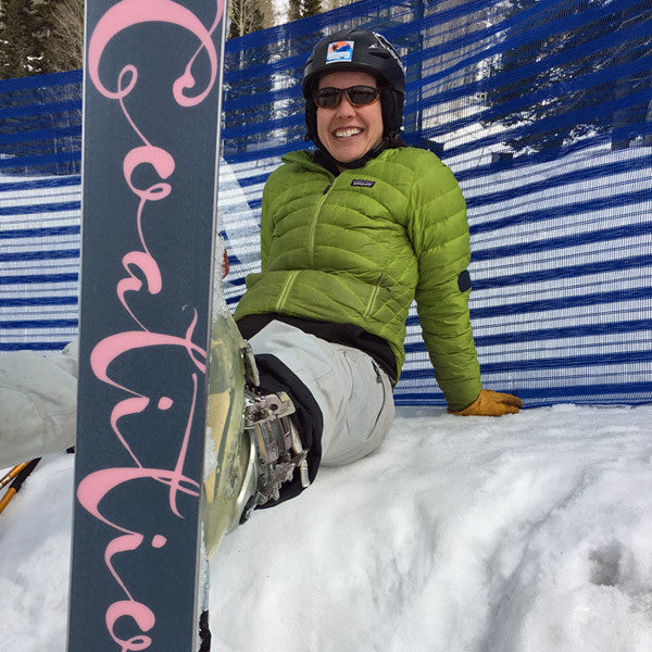 Coalition SOS review: among the best women's all mountain skis