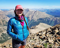 Darrah Blackwater Colorado Trail - Indigenous Athletes Thru-Hikers Female Safety JEDI Outdoor Inclusivity