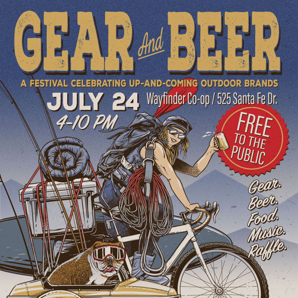 This Week in Outdoor Gear Startups: Join GGG at Gear & Beer!