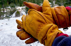Review: Give'r 4-Season Leather Waterproof Gloves