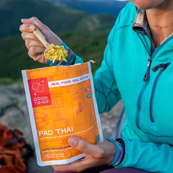 Good To-Go: Backpacking Meals that Changed the Standard