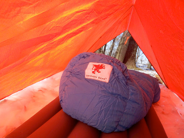UL Warm Overstuffed Quilts Sleeping Bags Gryphon Gear Cottage Ultralight Lightweight