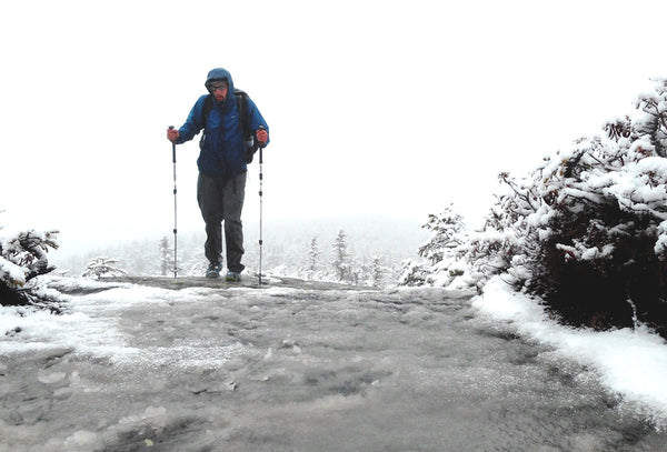 Jeff Legend Garmire AT Appalachian Trail Winter Thru-Hiking Lessons Tips Advice Lightweight Backpacking