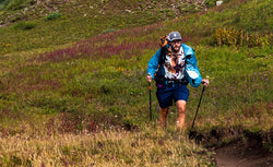 Jeff Legend Garmire FKT Unsupported CT Colorado Trail Record PC Elisabeth Tizekker