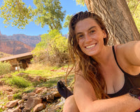 Katie Kommer - Grand Canyon Lightweight Fastpacking Running