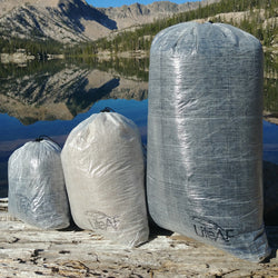 Gear Review: Dyneema Stuff Sacks by LiteAF