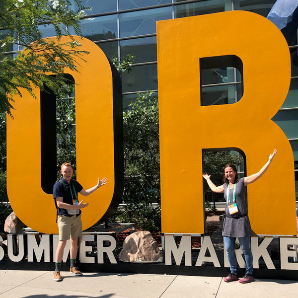 Lloyd and Amy Go to Outdoor Retailer