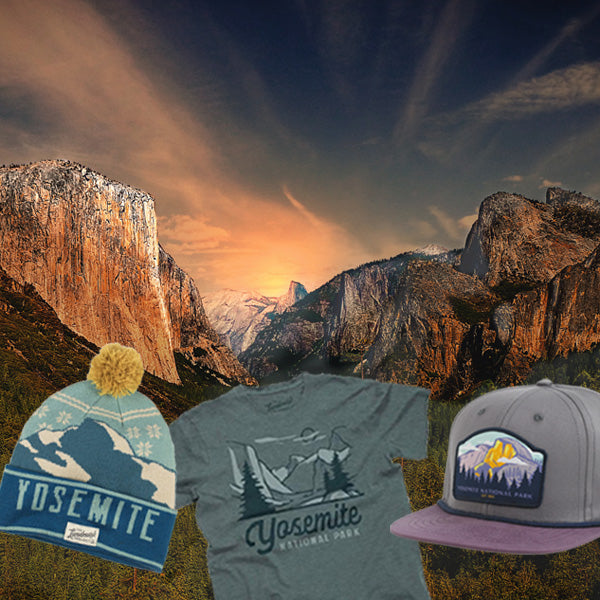 22af429b National Park Inspired Tee Shirts and Hats – Garage Grown Gear