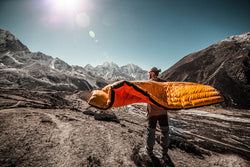 Quilts vs Sleeping Bag Best Lightweight Ultralight UL Sleep System Backpacking