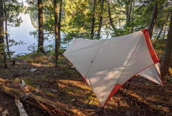 SlingFin SplitWing UL Tarp Review